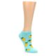 Image of Tropical Fun in the Sun Women's Ankle Sock 6 Pairs (front-04)