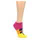 Image of Tropical Fun in the Sun Women's Ankle Sock 6 Pairs (front-05)