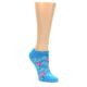 Image of Tropical Fun in the Sun Women's Ankle Sock 6 Pairs (side-2-front-06)