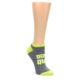 Image of Workout Motivation Women's Ankle Sock 6 Pairs (front-04)