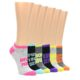 Workout-Motivation-Womens-Ankle-Sock-6-Pairs-K.-Bell