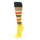 Image of Burger and Fries Women's Knee High Socks (side-2-front-08)