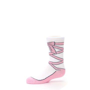 Image of Ballet Slipper Kid's Dress Socks (side-2-11)