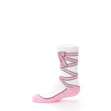 Image of Ballet Slipper Kid's Dress Socks (side-2-12)