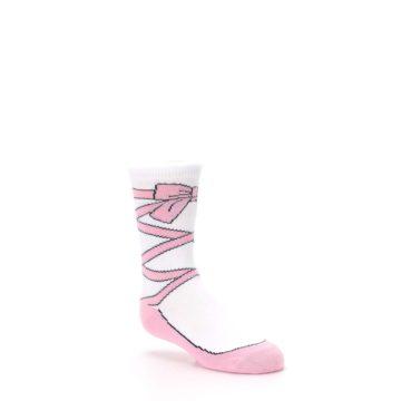 Image of Ballet Slipper Kid's Dress Socks (side-1-27)