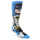Image of Justice League 6 Pack Gift Box Men's Casual Socks (side-2-front-06)