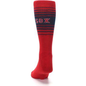 Image of Boston Red Sox Men's Athletic Crew Socks (back-17)
