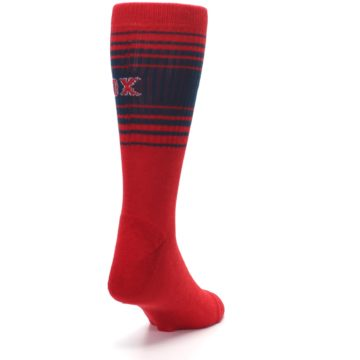 Image of Boston Red Sox Men's Athletic Crew Socks (side-1-back-20)