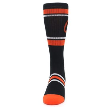 Image of Baltimore Orioles Men's Athletic Crew Socks (front-05)