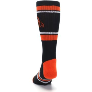 Image of Baltimore Orioles Men's Athletic Crew Socks (back-17)