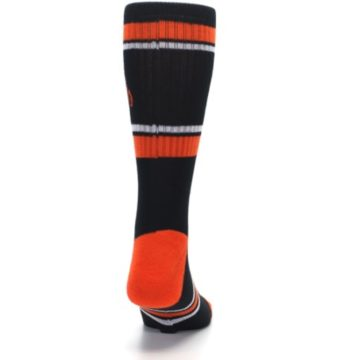 Image of Baltimore Orioles Men's Athletic Crew Socks (back-19)