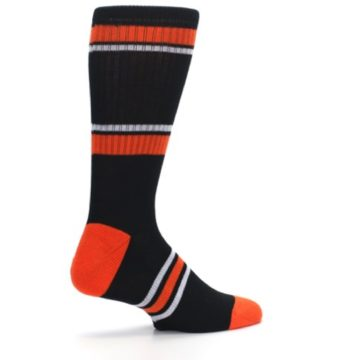 Image of Baltimore Orioles Men's Athletic Crew Socks (side-1-23)