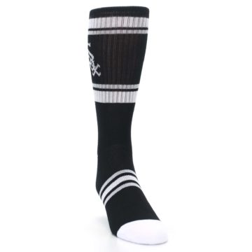Image of Chicago White Sox Men's Athletic Crew Socks (side-1-front-03)
