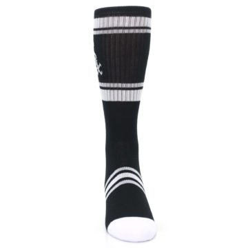 Image of Chicago White Sox Men's Athletic Crew Socks (front-04)