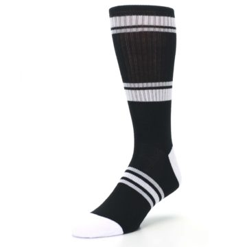Image of Chicago White Sox Men's Athletic Crew Socks (side-2-front-08)