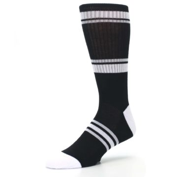 Image of Chicago White Sox Men's Athletic Crew Socks (side-2-09)