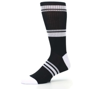 Image of Chicago White Sox Men's Athletic Crew Socks (side-2-10)