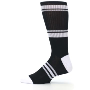Image of Chicago White Sox Men's Athletic Crew Socks (side-2-12)
