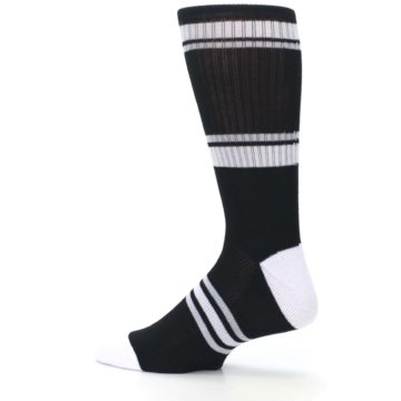 Image of Chicago White Sox Men's Athletic Crew Socks (side-2-13)