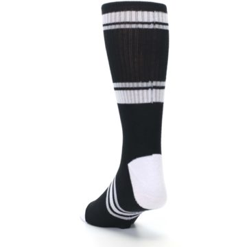 Image of Chicago White Sox Men's Athletic Crew Socks (side-2-back-16)
