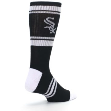 Image of Chicago White Sox Men's Athletic Crew Socks (side-1-back-22)