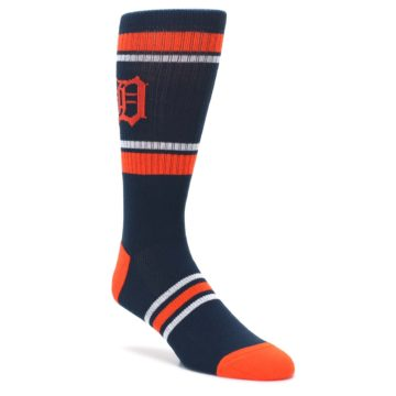Detroit-Tigers-Mens-Athletic-Crew-Socks-PKWY