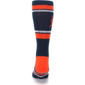 Image of Detroit Tigers Men's Athletic Crew Socks (back-18)