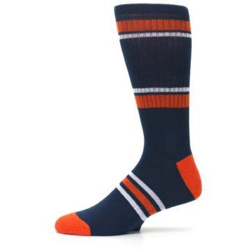 Image of Houston Astros Men's Athletic Crew Socks (side-2-11)