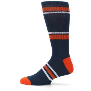 Image of Houston Astros Men's Athletic Crew Socks (side-2-12)
