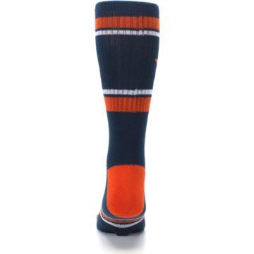 Image of Houston Astros Men's Athletic Crew Socks (back-18)
