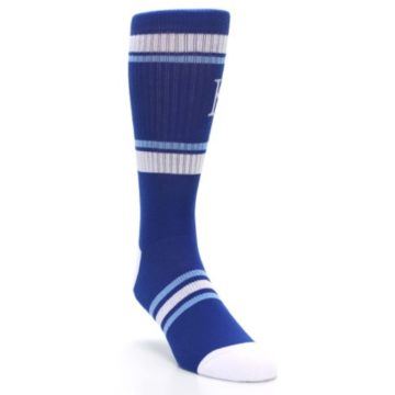 Kansas-City-Royals-Mens-Athletic-Crew-Socks-PKWY