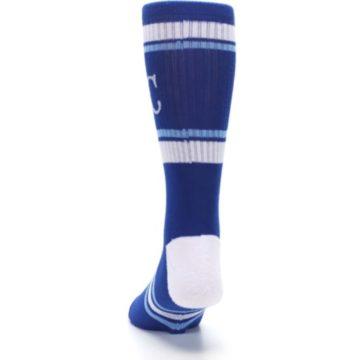 Image of Kansas City Royals Men's Athletic Crew Socks (back-17)