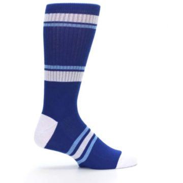 Image of Kansas City Royals Men's Athletic Crew Socks (side-1-24)