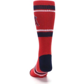 Image of Los Angeles Angels Men's Athletic Crew Socks (back-17)