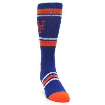 Image of New York Mets Men's Athletic Crew Socks (side-1-front-03)