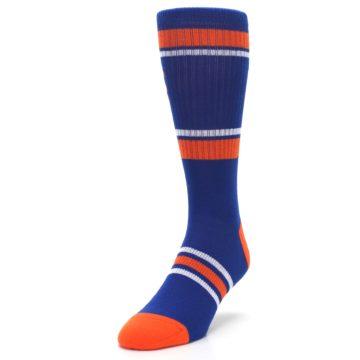 Image of New York Mets Men's Athletic Crew Socks (side-2-front-07)