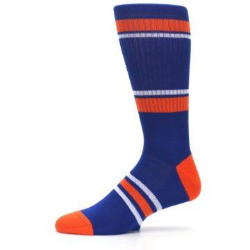 Image of New York Mets Men's Athletic Crew Socks (side-2-11)