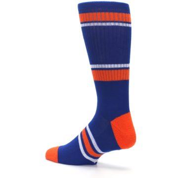 Image of New York Mets Men's Athletic Crew Socks (side-2-back-14)