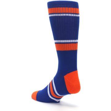Image of New York Mets Men's Athletic Crew Socks (side-2-back-15)