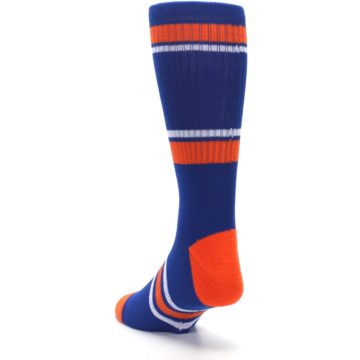 Image of New York Mets Men's Athletic Crew Socks (side-2-back-16)