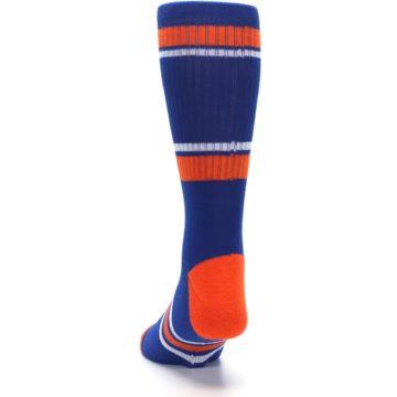 Image of New York Mets Men's Athletic Crew Socks (back-17)