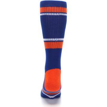 Image of New York Mets Men's Athletic Crew Socks (back-18)