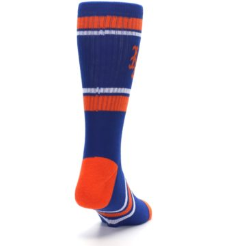 Image of New York Mets Men's Athletic Crew Socks (side-1-back-20)