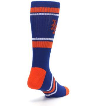 Image of New York Mets Men's Athletic Crew Socks (side-1-back-21)