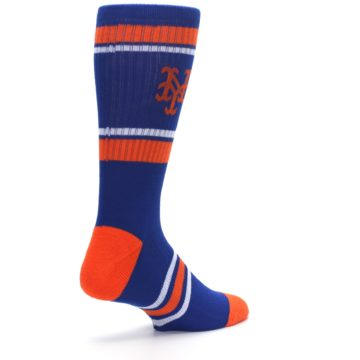 Image of New York Mets Men's Athletic Crew Socks (side-1-back-22)
