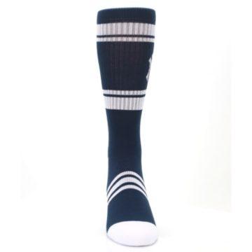 Image of New York Yankees Men's Athletic Crew Socks (front-04)