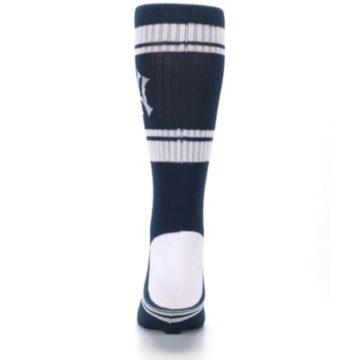 Image of New York Yankees Men's Athletic Crew Socks (back-18)