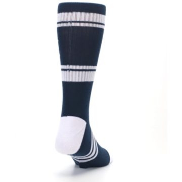 Image of New York Yankees Men's Athletic Crew Socks (side-1-back-20)