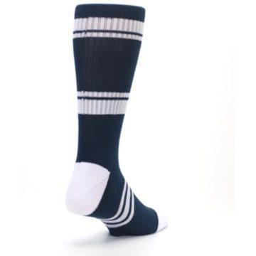 Image of New York Yankees Men's Athletic Crew Socks (side-1-back-21)