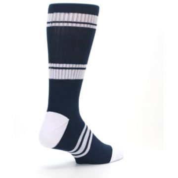 Image of New York Yankees Men's Athletic Crew Socks (side-1-back-22)
